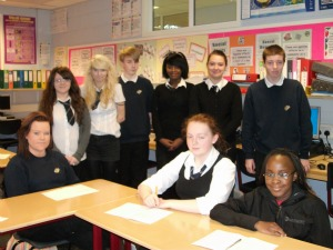 S4 Business management class